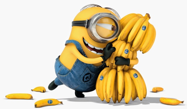 Minion-Banana-Despicable-Me-2-Wallpaper