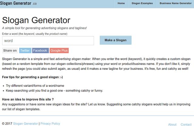4-SloganGenerator