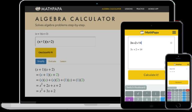 MathPapa