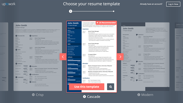 1-uptowork-resume-builder