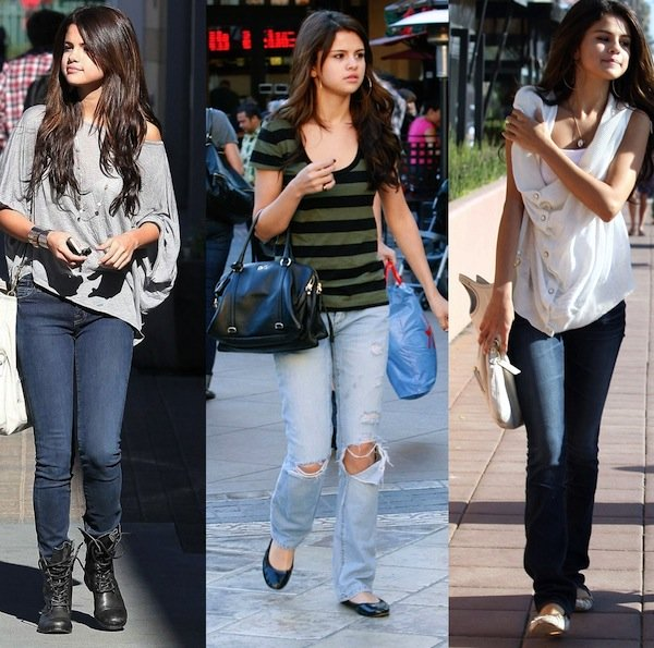Selena Gomez Style And Outfits
