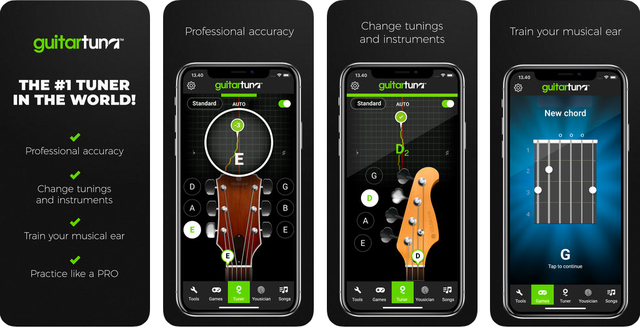 Free Guitar Tuner Apps Blogup