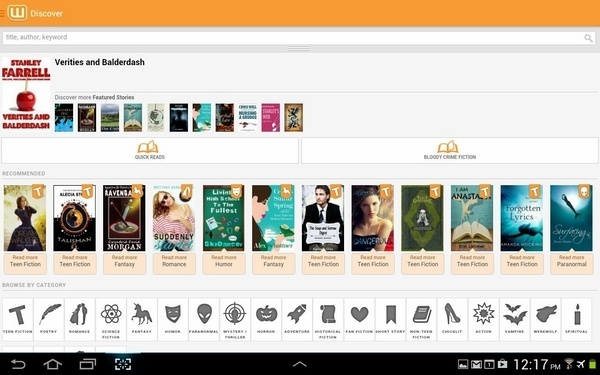 Top Free eBooks Apps | BlogUp