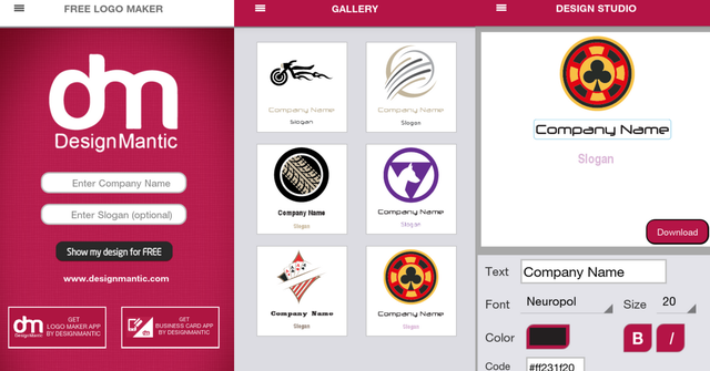 Top Apps Para Crear Logos