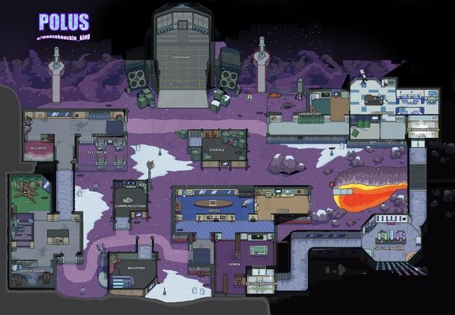 Polus-map